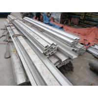 Wholesale U Shaped Steel Channel Stainless Steel Channel Bar 304 316 316L 321 304l 201 202 301 from china suppliers