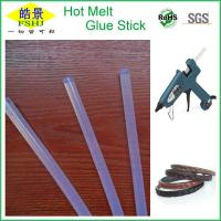 Wholesale EVA Clear Silicone Hot Glue Sticks Non Toxic For Glue Gun High Adhesion from china suppliers