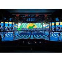 Wholesale Indoor Advertising LED Display Screen , Large LED Screens For Concerts / Stage from china suppliers