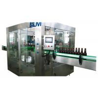 Wholesale PLC Control Energy Drink / Carbonated Drink Filling Machine 70 - 80 BPM 3500 KG from china suppliers