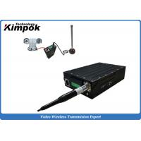 Wholesale RJ45 Port TDD Transceiver 6.5 Mbps Video & Data Wireless Link 5W IP Sender from china suppliers