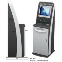 Quality Inspection Report Printed  Medical Check In Kiosk , Card Recharge Automated Kiosk Machines for sale