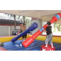 Wholesale Top Quality Inflatable Gladiator Joust Game for Kids and Adults from china suppliers