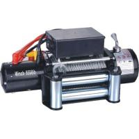 Wholesale Most popular powerful 12V 9500 lbs electric winch for off road for Jeep Wrangler from china suppliers