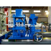 Wholesale Two Profiles Side By Side Steel Stud Roll Forming Machine With European Standards from china suppliers