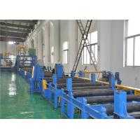 Wholesale Automatic Pull Through Welder / H Beam Horizontal Production Line for Steel Assembly / Welding from china suppliers