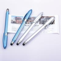 Wholesale banner pen with touch tip for gift promotion,plastic ball pen from china suppliers