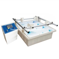 Wholesale Car Simulation Transportation Vibration Table / Mechanical Shaker from china suppliers