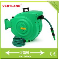China Retractable Water Hose Reel , auto - rewind water hose reel GS300B 5/8 (15.5*20.3mm) 20m (L) on sale