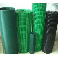 Wholesale Welded fabric,Welded wire mesh, PVC Coated Welded wire mesh Roll,used for wire mesh fence from china suppliers