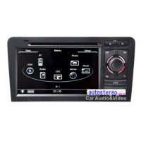 Wholesale 7'' Sat Nav WinCE 6.0 and Bluetooth Audi Car Stereo for Audi A3 S3 2002 - 2012 from china suppliers