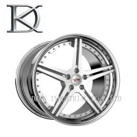 Wholesale Replica Cast Concave Wheels 16 Inch Aluminum Alloy Wheels 100 / 114.3 from china suppliers