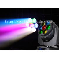 Wholesale 7 Pieces Moving Head DJ Stage Decoration Lights With DMX 200W LED Beam Moving Head from china suppliers
