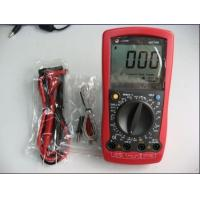 Wholesale Professional Automotive Digital Multimeter Ut106 3-1/2 Digits Manual Ranging Meter from china suppliers