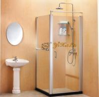 Buy cheap outside hinge door shower room from wholesalers