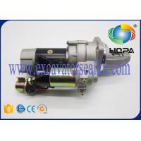 Wholesale PC220LC-3 PF5-1 S6D105 Excavator Starter Motor Metal Matarial 600-813-4120 from china suppliers