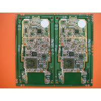 Wholesale Green 6 Layers Immersion Gold High - Density Multilayer PCB for POS Device from china suppliers