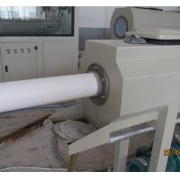 Wholesale Automatic PVC Pipe Plastic Extruding Machine With Twin-Screw Extruder from china suppliers