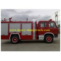 Wholesale Sinotruk Fire Fighting Trucks 8000 L 360 HP fire water pump 4x2 from china suppliers