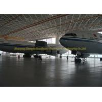 Wholesale Pre Design Steel Airplane Hangars Aircraft Hangar Buildings 39M X 32M from china suppliers