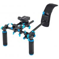 Wholesale Professional BMPCC Shoulder Rig For DSLR Camera And Photography Camcorders from china suppliers