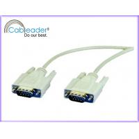 Wholesale DB9M 24k gold contacts Internal Computer Cables reduce EM and RF interference from china suppliers
