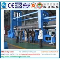 Wholesale MCLW11G-30*6000Oil and gas transmission pipe rolling mahine,Commissure pre-welding machine from china suppliers