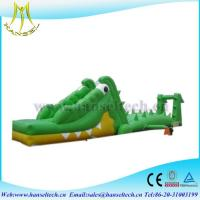 Wholesale Hansel 2017 hot selling PVC outdoor inflatable play area blow up raft from china suppliers