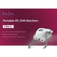 Wholesale 2018 Top popular portable 16×50mm 1200nm shr ipl e-light salon beauty equipment with CE FDA approved from china suppliers