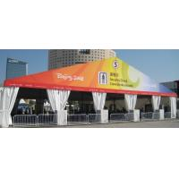 Wholesale 800 People Ice Hockey Ice Rink Curved Marquee Tents UV - Resistant from china suppliers