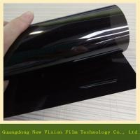 Wholesale Best quality black heat resistant car tint film solar window insulfilm with 10% VLT from china suppliers
