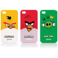 Wholesale Angry Bird Leather/PC/TPU OEM/ODM Apple Iphone Protective Case with Flexibility from china suppliers