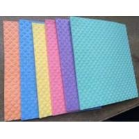 Wholesale Soft Durable 100% Wood Pulp Cellulose Sponge Cloth Non Woven Wipes Super Absorbent Quick Dry from china suppliers