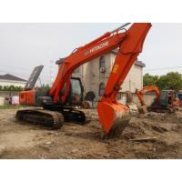 Wholesale zx200-3G hitachi used excavator for sale 1.5m3  track excavator isuzu engine minit excavator from china suppliers