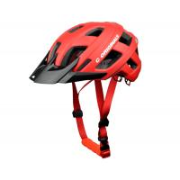 Wholesale Fashionable Road Red Mtb Enduro Helmet Youth 295G Internal Air Channels from china suppliers