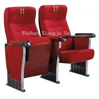 Wholesale Aluminum Legs Auditorium Theater Seating Ash Wood Veneer Finished XJ-389 from china suppliers