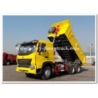 Wholesale SINOTRUK HOWO A7 Heavy Duty Dump Truck 6x4 20 CBM With Triangle Tubeless Tires from china suppliers