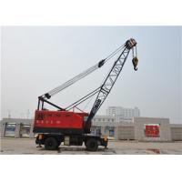Quality Rubber Tyred Mobile Harbour Crane For Loading And Unloading Cargos for sale