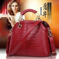 Quality Fashion PU leather women tote handbag--sell in Aliexpress for sale