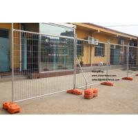Wholesale temporary fence panels site fencing temporary construction fencing from china suppliers