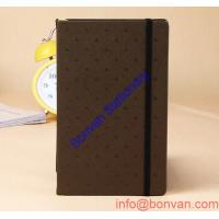 Wholesale A5 Custom Design Mini Exercise Leather Diary Notebook with Magnetic,leather Diary from china suppliers