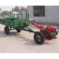 Wholesale Walking Tractor / Hand Tractor with Cart / Trailer from china suppliers