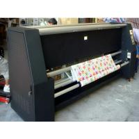 Quality Dx5 Dye Sublimation Fabric Printer High Resolution Eco Friendly for sale