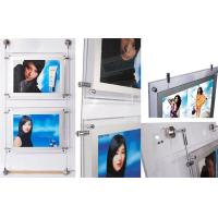 Wholesale Acrylic Crystal Led Backlit Light Box , A3 Advertising Panel Outdoor from china suppliers