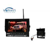 Buy cheap Truck Back - Up Reversing Camera Kit Wireless With 7 Inches Monitor from wholesalers