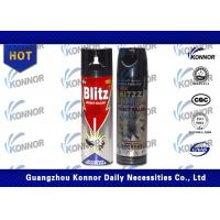 Wholesale Eco - Friendly Tetramethrin Mosquito Repellent Spray No Harm For Home from china suppliers