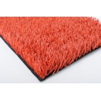 Wholesale High Performance Red Football Artificial Grass 100% PE Soccer Grass from china suppliers