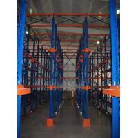 Quality Cusyomize Drive-in Pallet Racking, Vertical Rack Storage and Cold room Shelving for sale