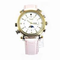 Buy cheap Spy Camera-Exquisite HD MP3 Watch Hidden Camera For Girls 4GB CEE-SG010 from wholesalers