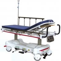 Wholesale Double Hydraulic Medical Patient Transport Stretcher For Emergency / ICU Room from china suppliers